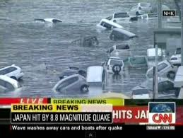 japan tsunami videos | Footage of the earthquake and the tsunami in Japan